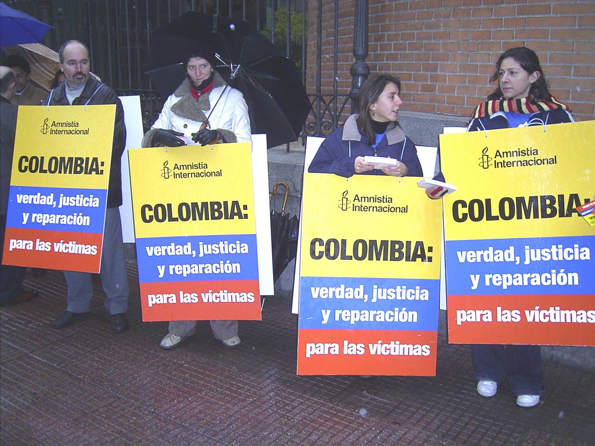 Preocupaciones de Amnistía Internacional con motivo de la crisis de derechos humanos que se vive en el país