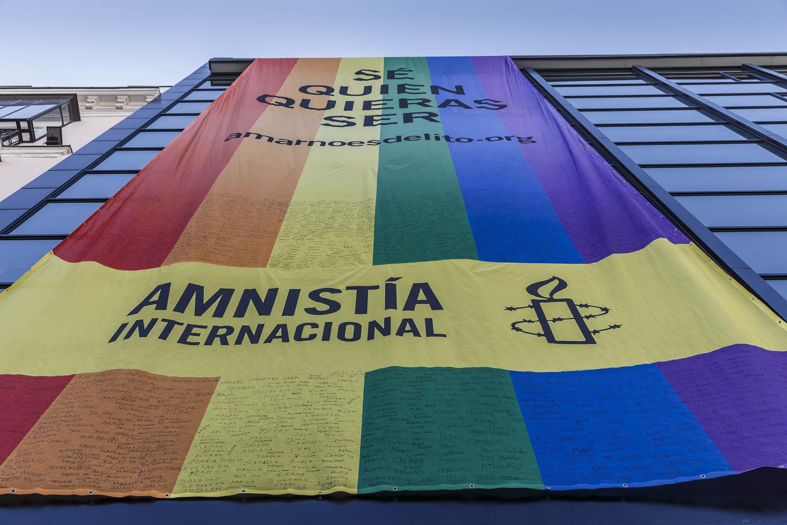 "Resultado de imagen de vox+amnistia internacionl"""